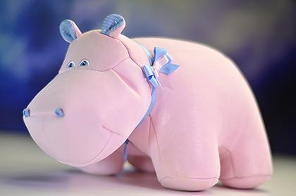 """Интерьерная игрушка ручной работы из натуральной итальянской кожи Collection """"Primavera Estate 2014"""", Italy, станет оригинальным подарком для взрослых и детей на все случаи жизни."""