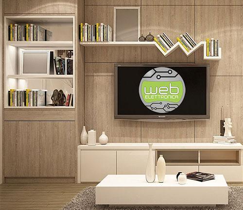 Una casa domotica è una casa intelligente che permette di connettere e controllare con un unico controller tutti i dispositivi all'interno della propria casa.