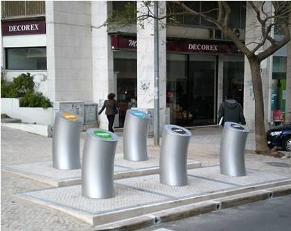SOTKON Waste Systems in Portugal - Almada