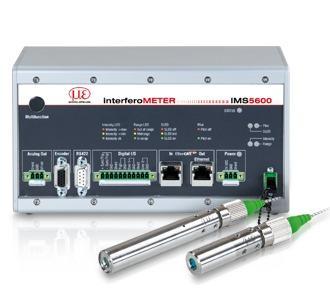 High-precision white light interferometers
