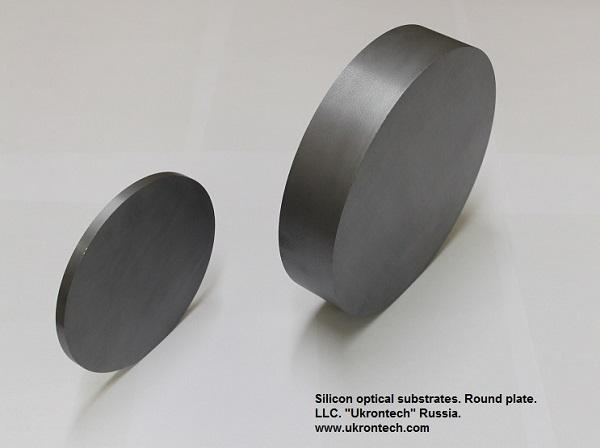 Offer Silicon (Si) substrates mono-crystal silicon made CZ-method for use in the optical industry from manufacturers.