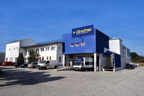 Logistikzentrum-Amstetten