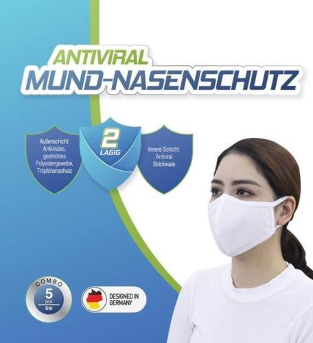 Anti Viral Schutzmaske