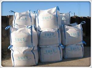 Lagerung von Schüttgut in Big Bags