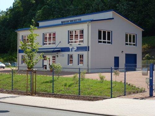 TIP Firmengebäude