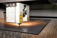 Lavorazione del taglio laser effettuato dalla Fra.Met S.r.l.