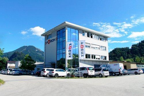 FÖRCH Zentrale, Salzburg