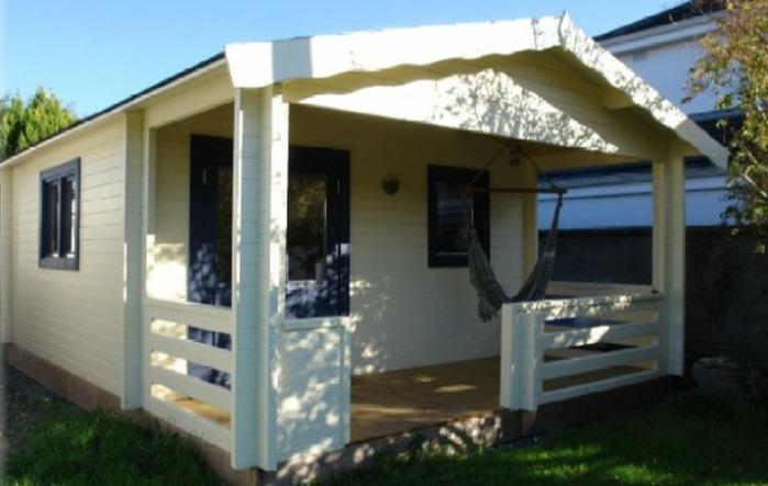 Garden house OSLO