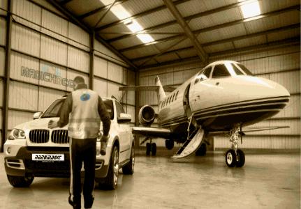 Hydrophobic 9H Ceramic Coating For Aviation, Aeronautics, Aircraft, Planes