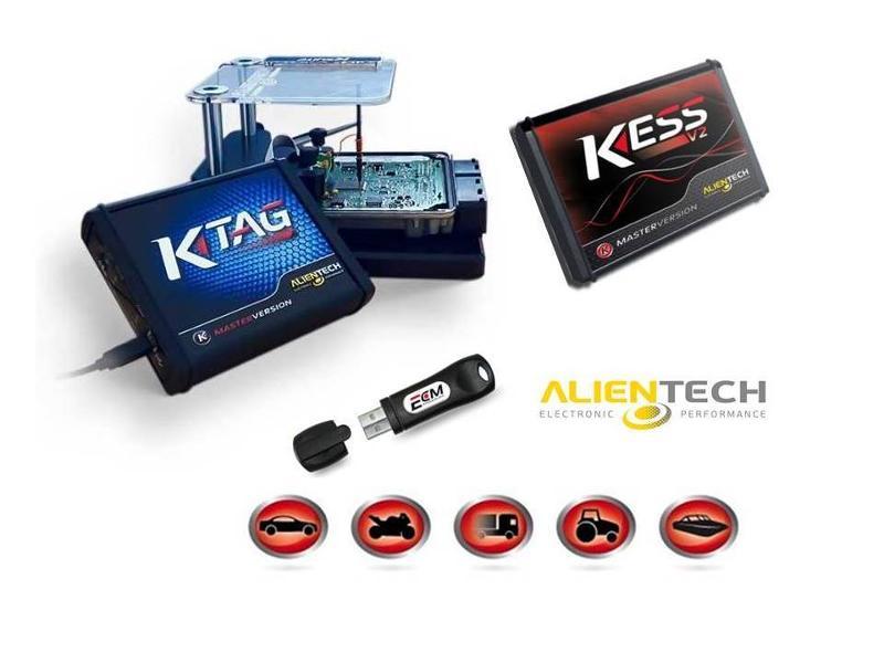 Alientech Car Tuning Tools