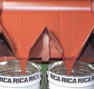 Rica Resine Srl commercia vernici e resine anche per pavimenti.