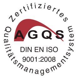 Zertifiziert seit 2012