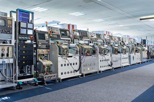 Teststände BVS Industrie-Elektronik