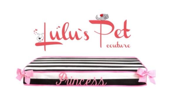 Lulu's Pet Couture beds