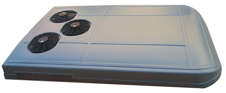 16 and 20 kW Minibus Roof Top Air Conditioner