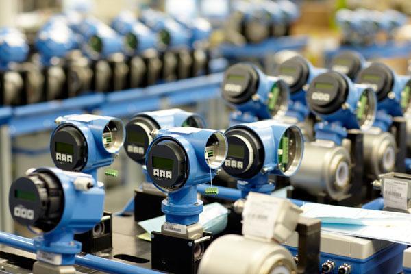 Instruments de mesure de débit, liquide, gaz et vapeur