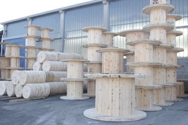 BOFFI SPA bobine in legno
