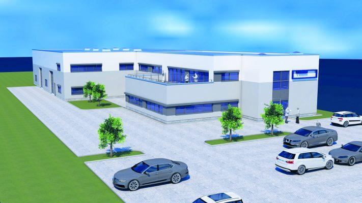 company headquarters, Germany