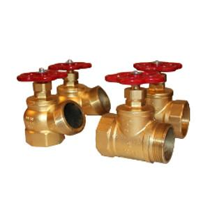 traight-through valves fire hydrants KPK refer to the type of shut-off valves and are designed to open the flow of water in the fire hydrants,installed in the system of internal fire line of buildings