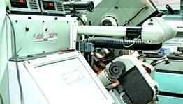 Profilschleifen (CNC + manuell)