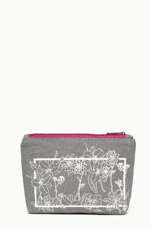 Cotton Zip Bag