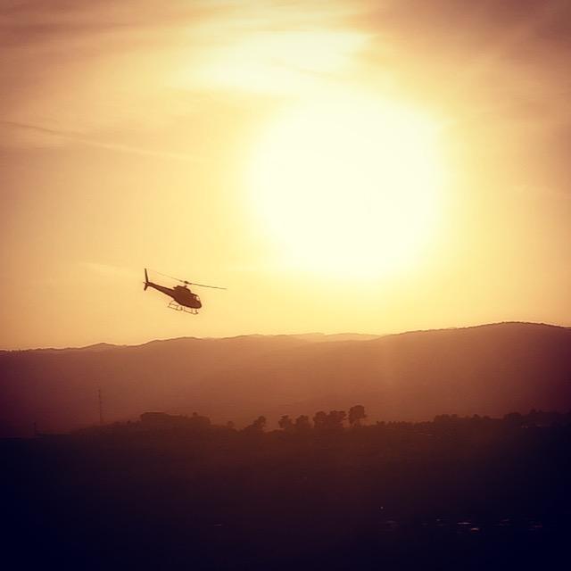 Servicios aéreos con drones y helicopteros