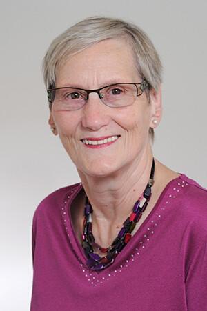 Helga Zepp, Verwaltung