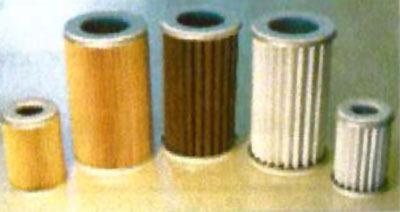 Cartucce Filtranti per Gas
