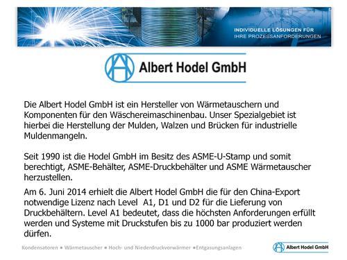 Albert Hodel GmbH