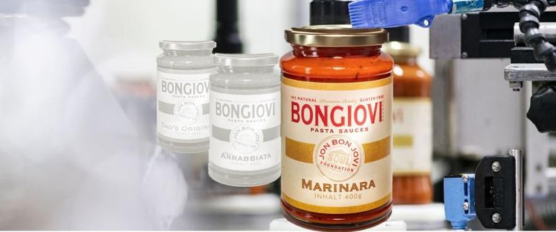 Bongiovi Pasta Sauce Marinara
