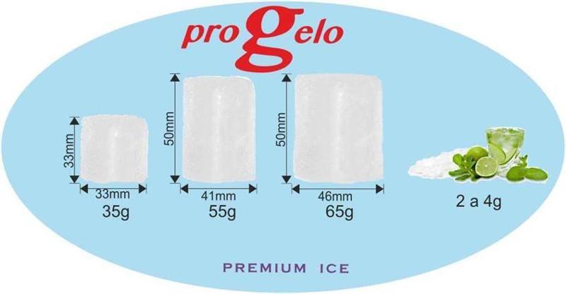 Premium Ice Cubes