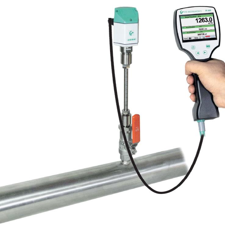 The PI 500 is an all-purpose handheld measuring Instrument for many applications in the industry.