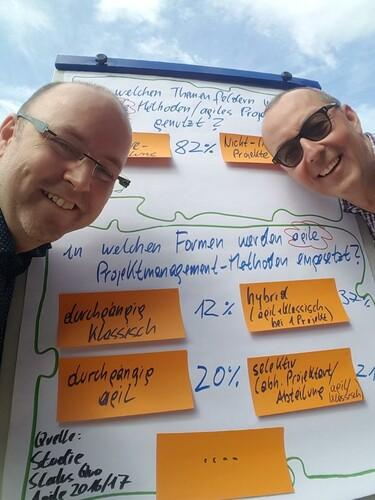 Agiles Projektmanagement Schulung