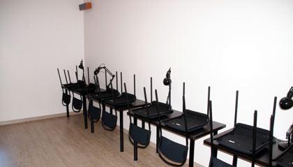 Salle équipée pour séminaire Centre du Mont d'Anon