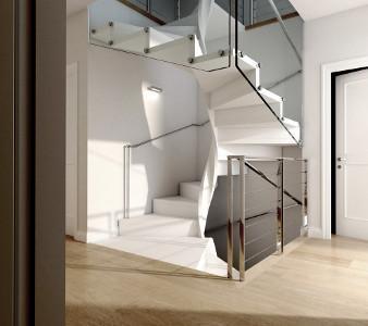 Escalera de Caracol Mod. E20 L
