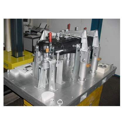Diseño y mecanizado de piezas aeronáuticas.
