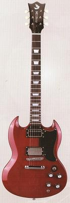 Excellent Quality SG Style Guitar_LF-SG2