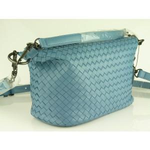 Woven Zip Hobo Bag for women