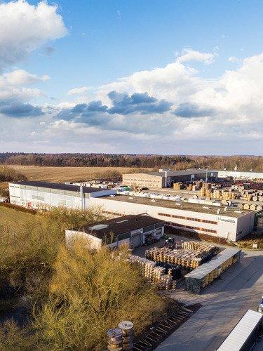 Hildebrandt, Schwerin Produktionshalle
