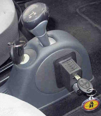 ο απολυτος αντικλεπτικος μηχανισμος bearlock που προστατευει το οχημα σας απο την κλοπη μηχανικο συστημα το οποιο μπλοκαρει το σασμαν του αυτοκινητου στην θεση του λεβιε ταχυτητων απαραβιαστο!!
