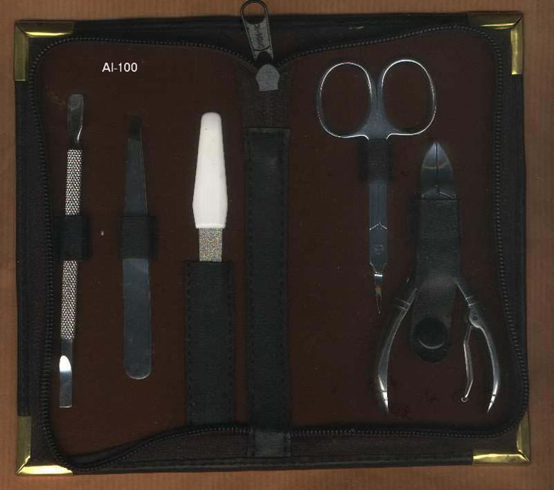 We produce all kind of manicure sets and implements.