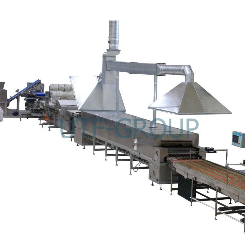Lavash bread production line equipments