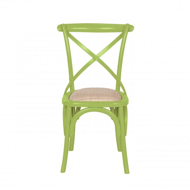 126 events vous propose d'équiper votre établissement avec cette jolie et robuste chaise de bistrot en bois.
