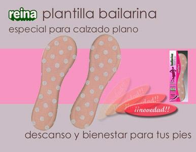 ESPECIAL PARA CALZADO PLANO Especialmente diseñada para hacer más cómodo el día a día de nuestros pies.
