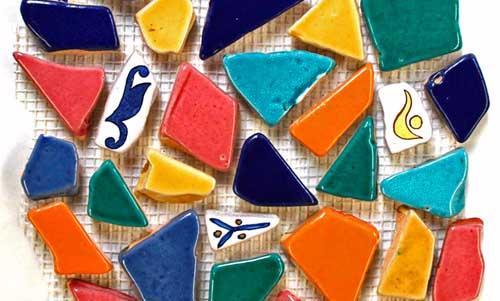 Mosaico Anticfang