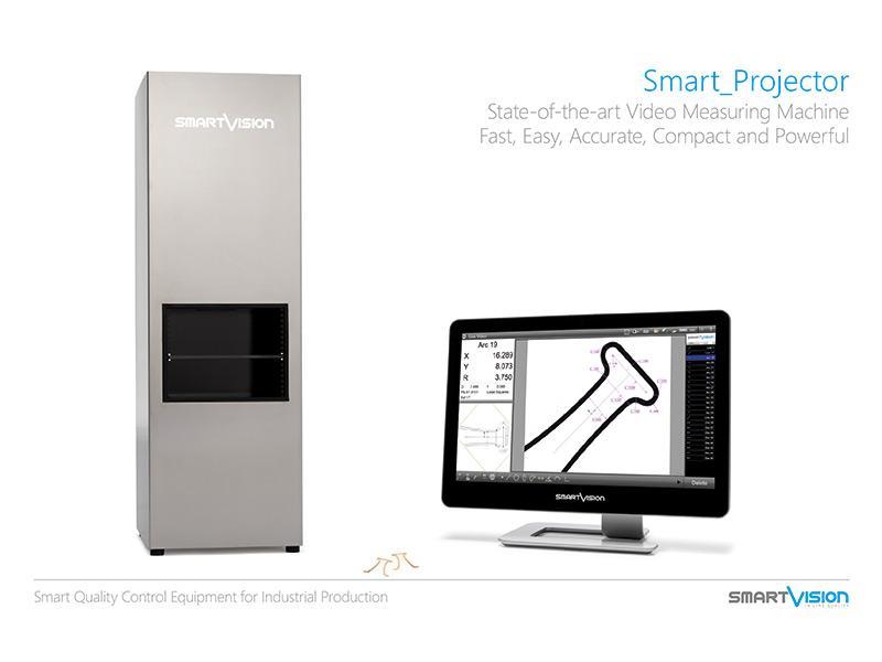 SmartVision, essendo una azienda di engineering, è in grado di svolgere degli studi di fattibilità su progetti di controllo pre-identificati dal cliente.