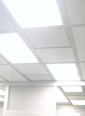 Reinraumlösungen: Beleuchtung