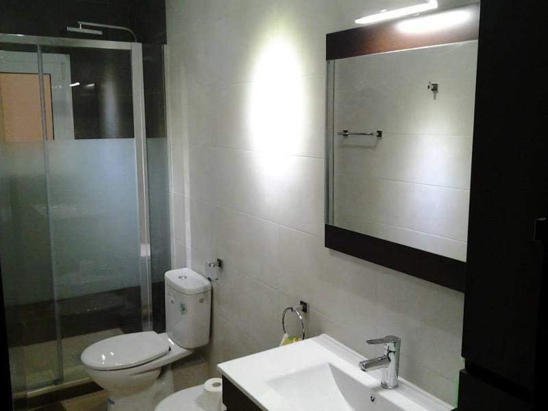 Reforma completa de un baño particular. Barcelona 2014