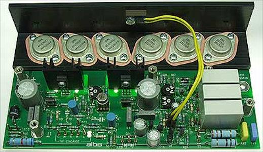 QUAD-MOS 600 Mosfet-Verstärkermodul