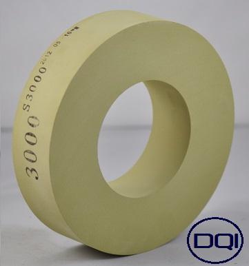 Piedra de pulir de tipo SLW ligera para trabajos de alta calidad. Alto rendimiento y bajo coste.